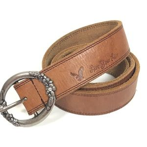 American Eagle Outfitters Tan Size M Women's Belt